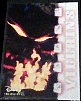 2003 Disney Treasures villains Chernabog Walt Disney card number 11 Upper Deck