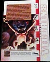 2003 Disney Treasures villains Chernabog Walt Disney card number 11 Upper Deck  image 2