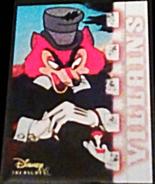 2003 Disney Treasures villains J. Worthington Walt Disney card 32 Upper ... - $3.75