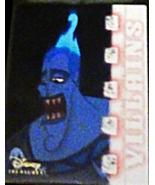 2003 Disney Treasures villains Hades card number 25 Walt Disney Upper De... - $3.75