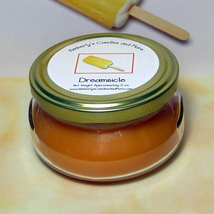 Dreamsicle 6 oz. Tureen Jar Wickless Candle - $6.00