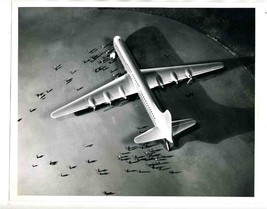 Consolidated Vultee Aircraft Co XC-99 Photo Lin... - $98.99