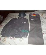 Unissued East German Border Guard Uniform and Helmet Medium size - $80.00