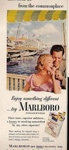 Marlboro Cigarette Ad on the Riviera - $13.86