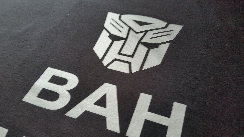 Transformers Bah Weep Universal Greeting And 50 Similar Items