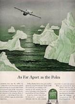 World War 2 Quaker State POLES AD - $13.86