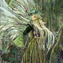 Awesome Arden! Tree Dryad Connects You to Mother Nature's Creations! PAR... - $59.99