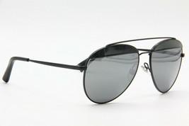 NEW ALAIN MIKLI A 04004 001/6G MATTE BLACK AUTHENTIC SUNGLASSES A04004 5... - $155.21