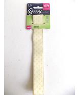 Slideproof Cream Spandex Headband w/ Gel Dot Grips Goody - $2.99