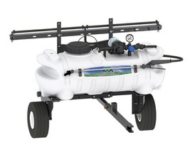 Master Manufacturing SEC-11-015A-MM 15 Gallon Trailer Sprayer with Shurflo Pump  - $369.00