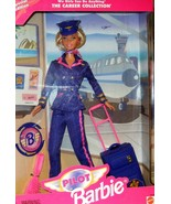 Barbie Doll - Pilot Barbie - $38.75