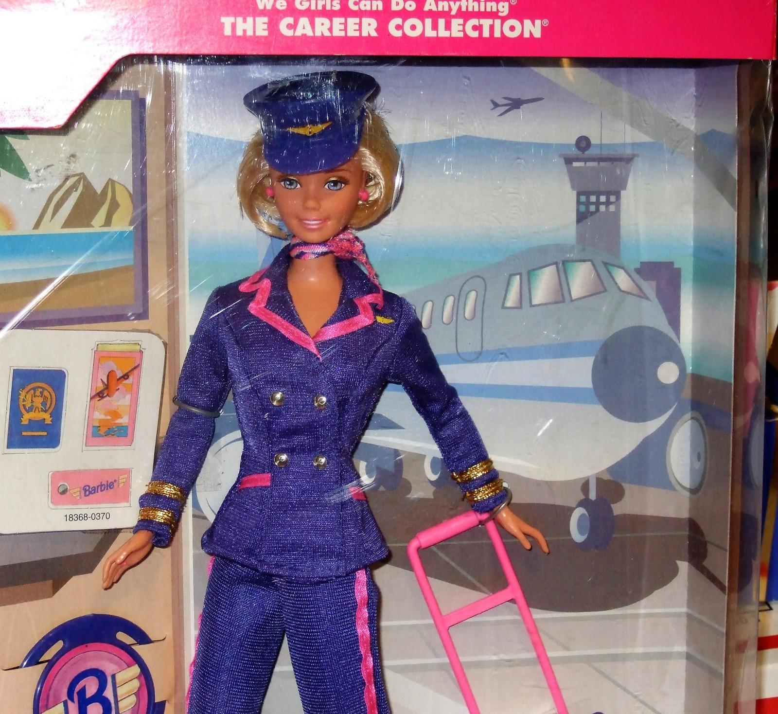 Barbie Doll - Pilot Barbie