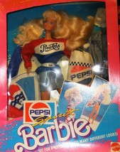 Barbie Doll  Pepsi Spirit Barbie - $49.95