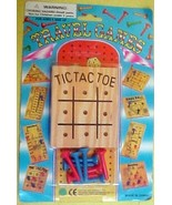 Traveling Tick Tac Toe Travel Kit - $4.50