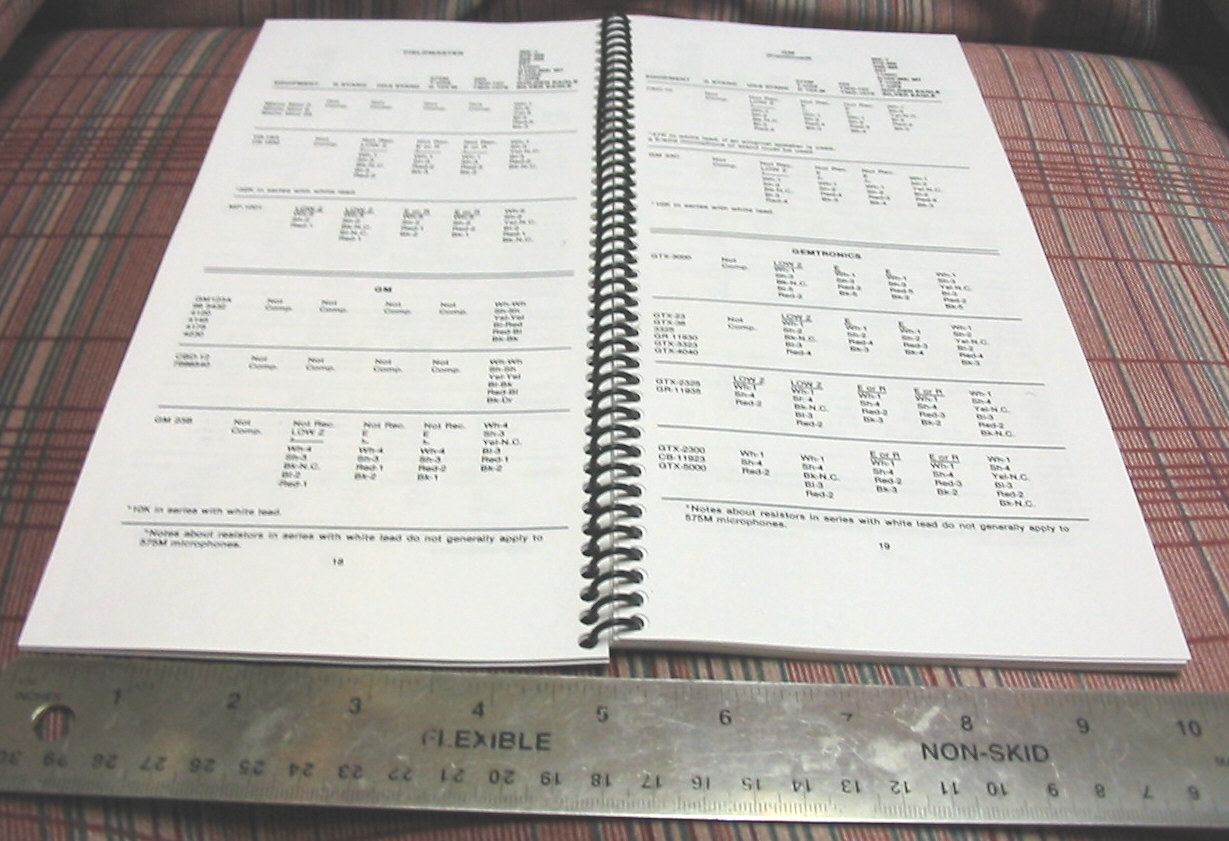 Astatic Silver Eagle Plus Manual With Mic Wiring Diagram On Galaxy For Microphone Guide Book D104 Series H