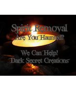 Are You Haunted Spirit Removal Spell - $50.00