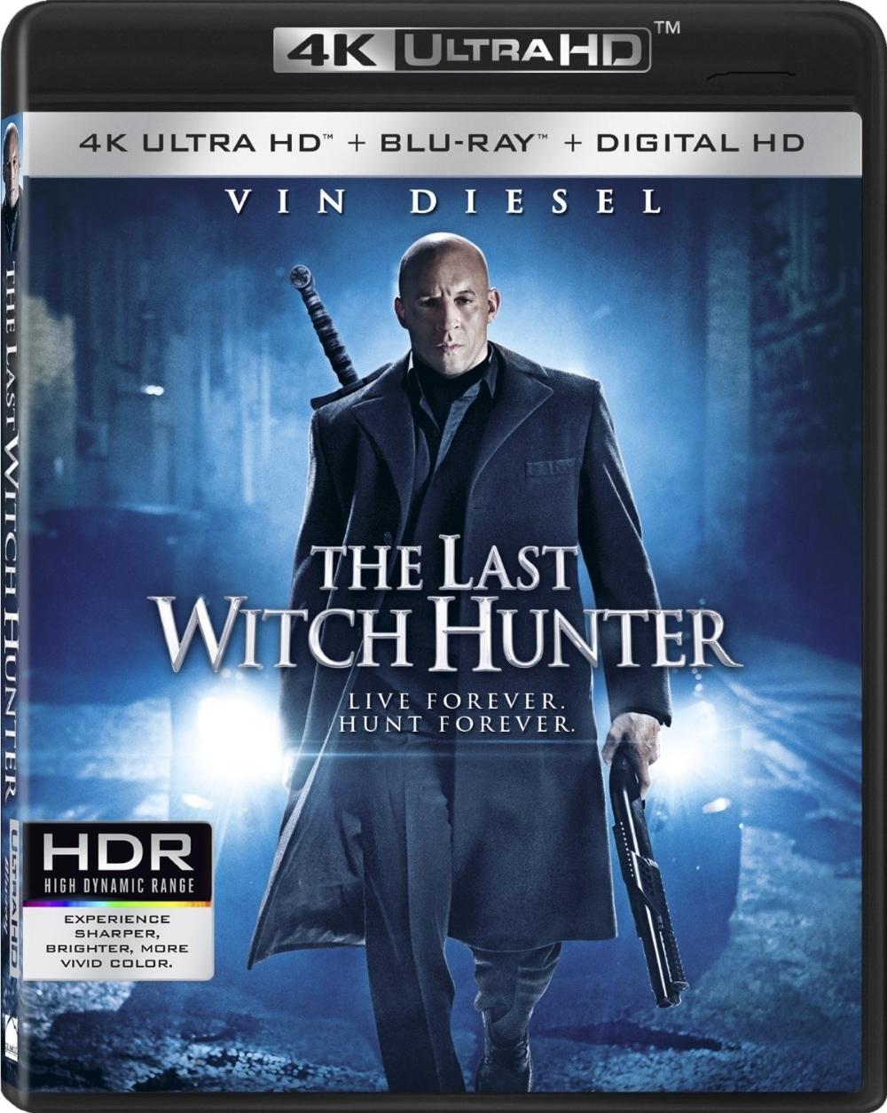The last witch hunter  4k ultra hd uhd   blu ray   digital hd ultraviolet uv