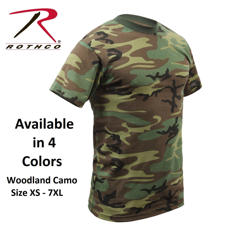 3de8c571 Rothco Men Camo T-Shirts and 21 similar items