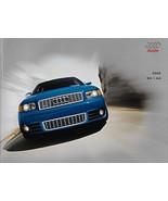 2005 Audi A4 and S4 sales brochure catalog US 05 3.0 1.8T Avant - $10.00