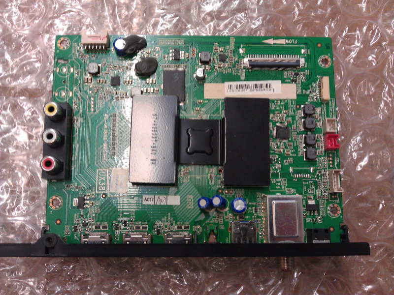 55FS3750 ( 55FS3750TCAA Version ) Main Board From TCL 55FS3750TCAA LCD TV