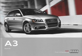 2012 Audi A3 sales brochure catalog US 12 2.0T TDI - $8.00