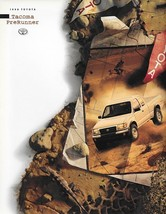 1998 Toyota TACOMA PRERUNNER sales brochure catalog 98 V6 - $8.00