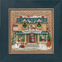 Town Hardware Winter Collection 2016 Buttons and Bead kit Mill Hill  - $12.60