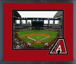 Chase Field 2016 Home of the Arizona Diamondbacks - 11x14 Matted/Framed Photo - $42.95