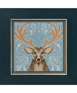 Winter Stag Winter Collection 2016 Buttons and ... - $12.60