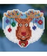 Reindeer Games Winter Series 2016 seasonal orna... - $6.75