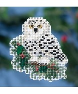 Snowy Owlet Winter Series 2016 seasonal ornamen... - $6.75