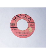 Jimmie Skinner, Blame The Right One/I Don't Need A Doctor 1955, PROMO, D... - $14.75