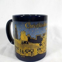 Christkindlmarket Christmas Market Chicago Illinois Souvenir Coffee Mug ... - $19.78