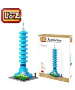 1 box LOZ Taipei 101 Building Blocks - $17.95