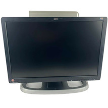"""HP LE1901wi 19"""" Widescreen LCD Monitor VGA 1440 x 900 TESTED - $79.99"""