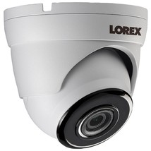 Lorex(R) LKE343 4.0-Megapixel Super HD PoE Security Dome Camera with Col... - $197.92