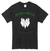 Gothic Slam T-Shirt - NWOT Vintage style Thrash/DRI/Exodus/Slayer/Slaugh... - $17.34+