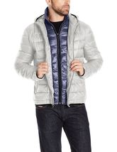 Tommy Hilfiger Men's Premium Insulated Packable Hooded Puffer Nylon Jacket image 12