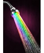 LED Color Changing Showerhead [Tools & Home Improvement] - $8.99