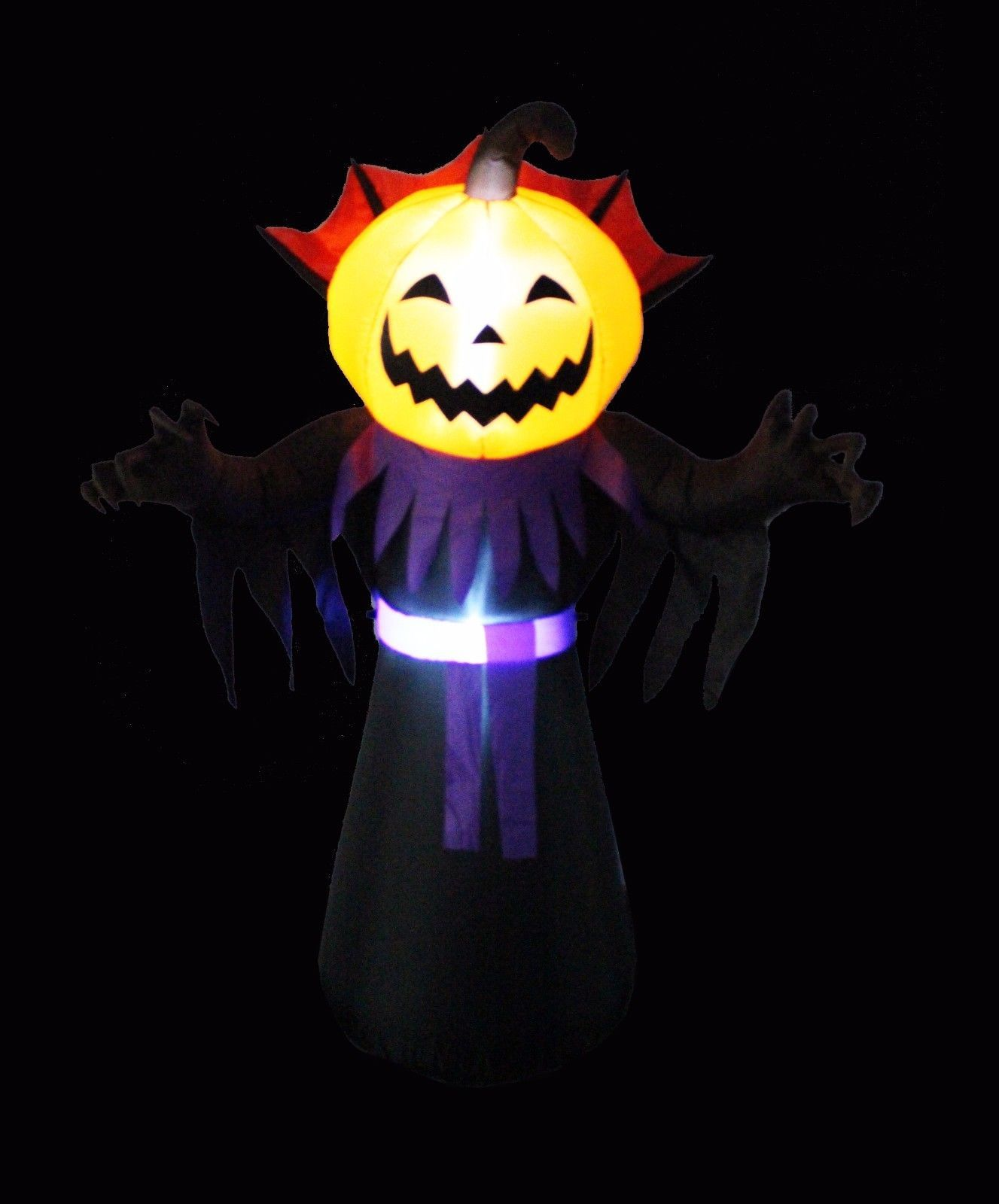 Halloween Inflatable Pumpkin Ghost Monster Garden Yard Party Decoration Balloon