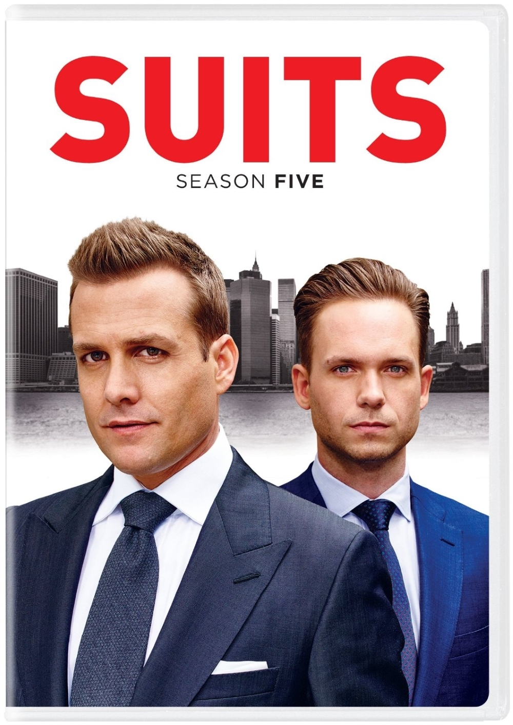 Suits fifth season five 5  dvd  2016  4 disc