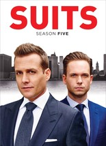 Suits fifth season five 5  dvd  2016  4 disc  2 thumb200