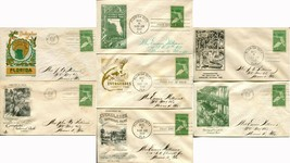 #952 EVERGLADES NATIONAL PARK FDC First Day Cover Postage Cachet Collect... - $16.00