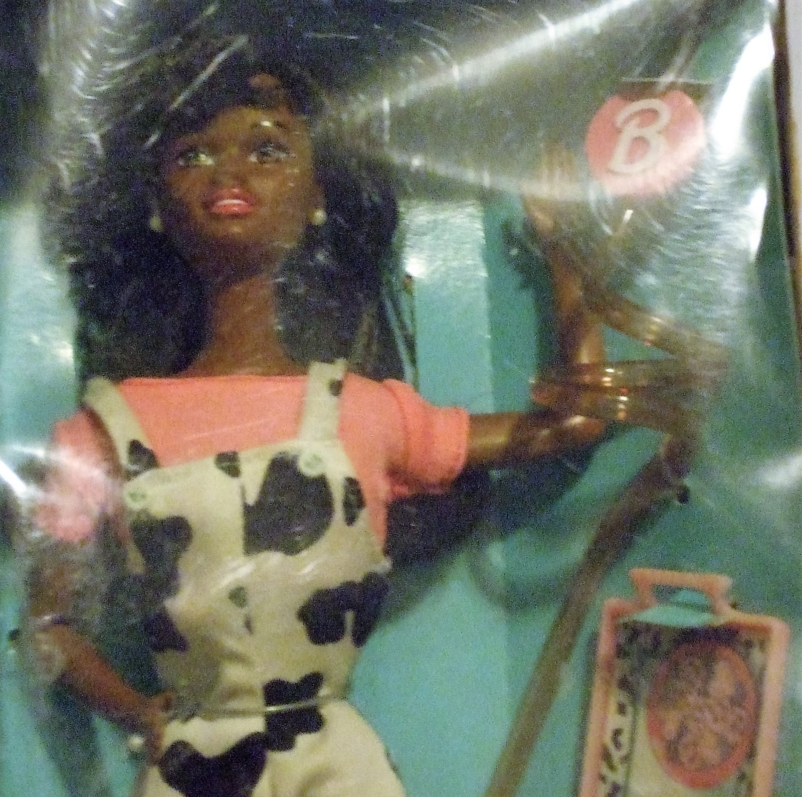 Barbie Doll AA - Got Milk Barbie?