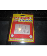 Etch-A-Sketch Sticky Notes 100 Count - $4.89