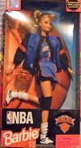Barbie Doll - NBA Barbie  -New York Knicks - $30.00