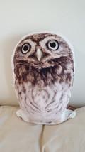 New Cute Owl animal sofa pillow irregular cushi... - $23.74