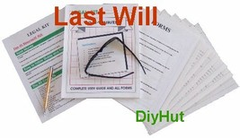 Last Will and Testament - $9.99