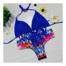 Swimsuit Swimwear Bathing Suit Bikini Leopard Print  S - $15.99