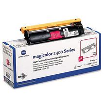 Konica Minolta 1710587006 High-Yield Toner 4500 Page-Yield Magenta KNM17... - $187.19